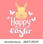 vector illustration of happy... | Shutterstock .eps vector #385719025