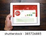bekasi  indonesia   march 4 ... | Shutterstock . vector #385726885