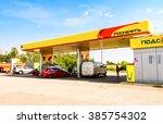 samara  russia   august 26 ... | Shutterstock . vector #385754302