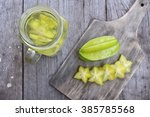 Star Fruit In The Water