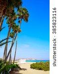 costa calma beach of jandia...   Shutterstock . vector #385823116