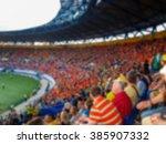 Grandstand Stadium With...