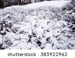 Photo Of Abstract Of Snow On...