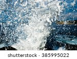 Ocean Water Splash