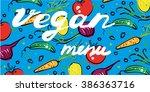 vector illustration with... | Shutterstock .eps vector #386363716