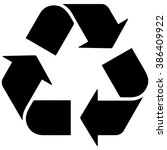 recycle | Shutterstock .eps vector #386409922