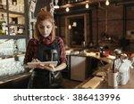 we've gone digital for a better ... | Shutterstock . vector #386413996