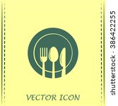 vector illustration sign with... | Shutterstock .eps vector #386422255
