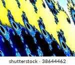 computer generated image   Shutterstock . vector #38644462