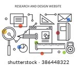 research and design website in...