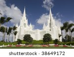 A Temple Of The Church Of Jesu...