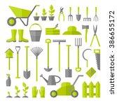 vector big collection of... | Shutterstock .eps vector #386655172