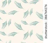 abstract seamless pattern... | Shutterstock .eps vector #386764276