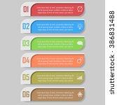 modern design template  can be...   Shutterstock .eps vector #386831488