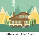 Chalet  Wooden House  Eco Hous...