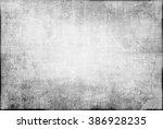 large grunge textures... | Shutterstock . vector #386928235
