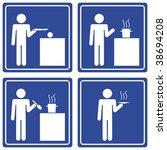 gardien d'immeuble,corvée,nettoyer,nettoyant,concept,cuisson,cuisine,dîner,sale,plat,domestique,éléments,femelle,alimentaire,fille