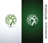 Green Tree Logo Design Eco...