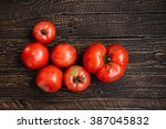 Fragrant Red Tomatoes  Red...