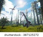 Quetzalcoatlus In A 3d Hell...