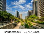 seoul  south korea   june 12 ... | Shutterstock . vector #387143326