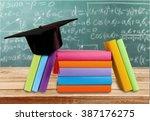 academic. | Shutterstock . vector #387176275
