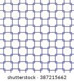 vector geometric pattern | Shutterstock .eps vector #387215662