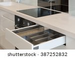 kitchen details | Shutterstock . vector #387252832