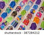 Patchwork Quilt. Part Of...