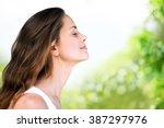 breathe.   Shutterstock . vector #387297976