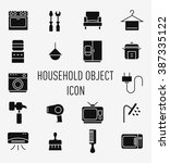 set of households object icon
