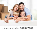 home. | Shutterstock . vector #387347902