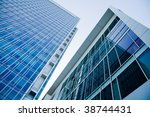 financial building | Shutterstock . vector #38744431
