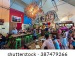 melbourne  australia   february ... | Shutterstock . vector #387479266