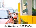 Drive Thru Fast Food Restauran...