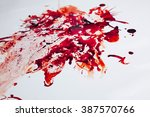 skull conceptual image with...   Shutterstock . vector #387570766