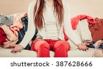 lifestyle and decisions about... | Shutterstock . vector #387628666
