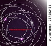 eps10 vector abstract...   Shutterstock .eps vector #387682456