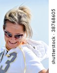 young woman portrait   Shutterstock . vector #38768605