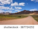 Beautiful Landscape The Namib...