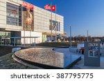 little rock  ar usa   circa...   Shutterstock . vector #387795775