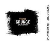 vector grunge background | Shutterstock .eps vector #387898258
