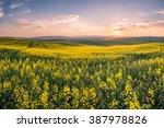 Spring Landscape With...