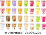 vector illustration of various... | Shutterstock .eps vector #388041208