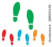 imprint soles shoes sign