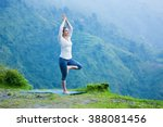 healthy life exercise concept   ...   Shutterstock . vector #388081456