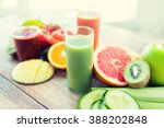 healthy eating  food and diet... | Shutterstock . vector #388202848
