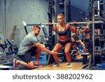 sport  fitness  teamwork ... | Shutterstock . vector #388202962
