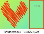 heart illustration icons...   Shutterstock . vector #388227625