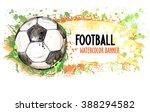 hand drawn vector grunge banner ... | Shutterstock .eps vector #388294582